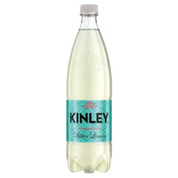 Kinley Bitter Lemon Napój gazowany 1 l