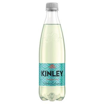 Kinley Bitter Lemon Napój gazowany 500 ml