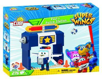 COBI Super Wings Klocki 275-296 el. mix