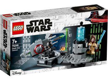 Klocki LEGO Działo na Gwieździe Śmierci 75246