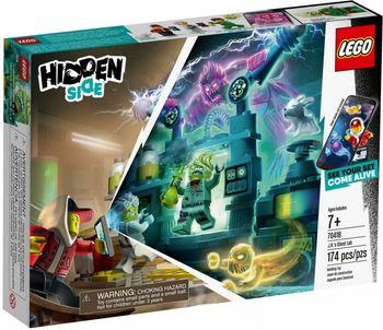 Klocki LEGO Laboratorium duchów J.B. 70418