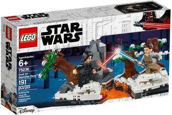 LEGO Star Wars Pojedynek w bazie Starkiller 7523