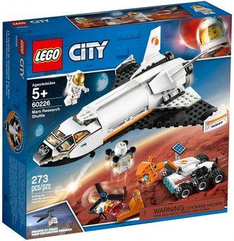 Klocki LEGO Wyprawa badawcza na Marsa