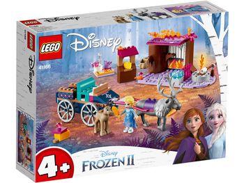 Klocki LEGO Wyprawa Elsy 41166