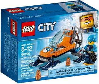 Klocki plastikowe LEGO Arktyczny ślizgacz 60190
