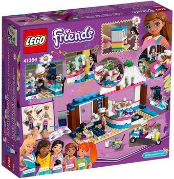 LEGO Friends Klocki Cukiernia z babeczkami Olivii 41366