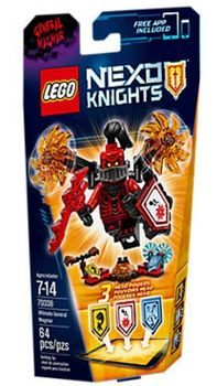 Klocki plastikowe LEGO General Magmar 70338