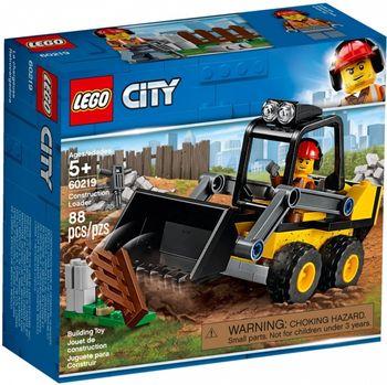 LEGO City Klocki Koparka 60219