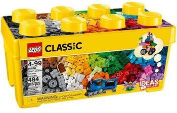 LEGO Classic Kreatywne klocki. Średnie pudełko 10696