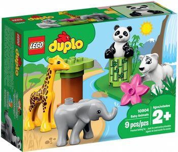 LEGO Duplo Małe Zwierzątka 10904