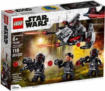 Klocki plastikowe LEGO Oddział Inferno 75226