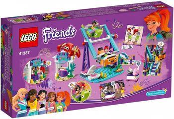 Klocki plastikowe LEGO Podwodna Frajda 41337