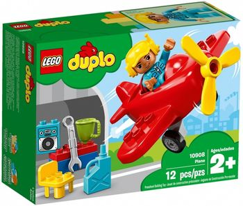 Klocki plastikowe LEGO Samolot 10908