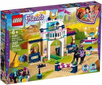 LEGO Klocki Skoki przez przeszkody Stephanie 41367