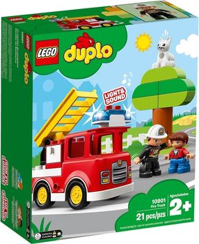 LEGO Duplo  Wóz strażacki 10901