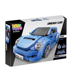 Klocki TOBI TOYS Pojazdy Blue Bee XB-03015