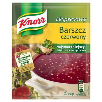 Knorr Barszcz czerwony ekspresowy 53 g