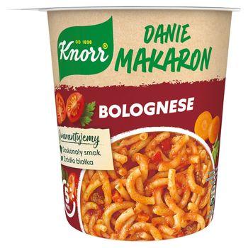 Knorr Danie makaron Bolognese 60 g