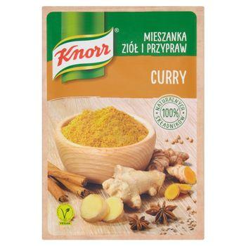 Knorr Mieszanka ziół i przypraw curry 20 g