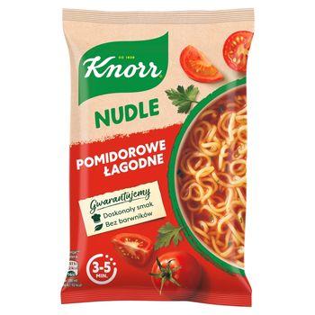 Knorr Nudle Pomidorowe łagodne Zupa-danie 65 g