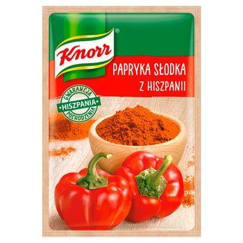 Knorr Papryka słodka z Hiszpanii 20 g