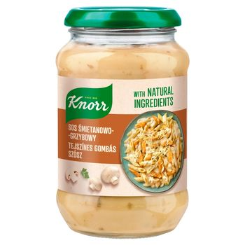 Knorr Sos śmietanowo-grzybowy 400 g
