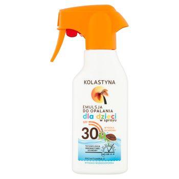 Kolastyna Emulsja do opalania dla dzieci w sprayu SPF 30 200 ml