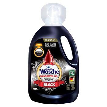 Königliche Wäsche Black Żel do prania 3100 ml (88 prań)