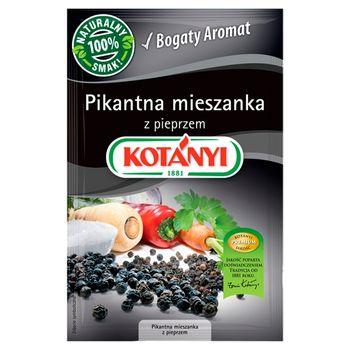 Kotányi Pikantna mieszanka z pieprzem 19 g