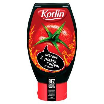 Kotlin Ketchup z piekła rodem 450 g
