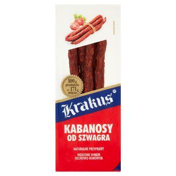 Krakus Kabanosy od szwagra 150 g