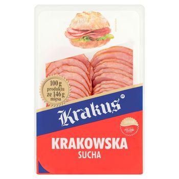 Krakus Kiełbasa krakowska sucha 80 g