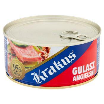 Krakus Konserwa gulasz angielski 300 g