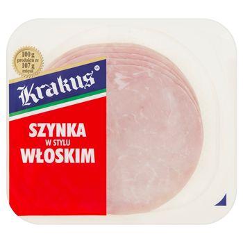 Krakus Szynka w stylu włoskim 140 g