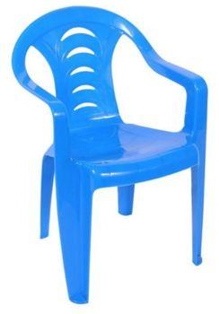 Krzesło OŁER Tola Niebieski