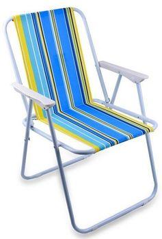 Krzesło turystyczne Wędkarz niskie oparcie