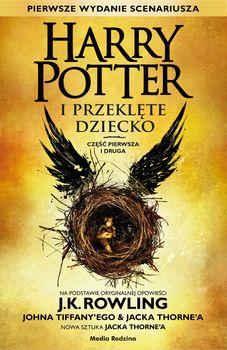 Książka MEDIA RODZINA Harry Potter i przeklęte dziecko - okładka twarda Harry Potter i przeklęte dziecko