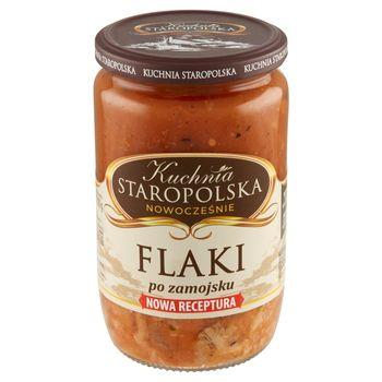 Kuchnia Staropolska Flaki po zamojsku 700 g