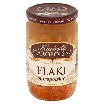 Kuchnia Staropolska Flaki staropolskie 700 g
