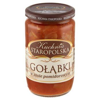 Kuchnia Staropolska Gołąbki w sosie pomidorowym 700 g