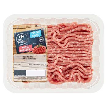 Carrefour Targ Świeżości Mięso mielone z łopatki wieprzowej 400 g