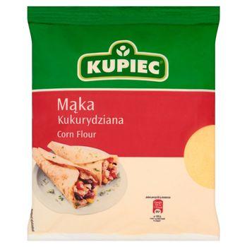 Kupiec Mąka kukurydziana 400 g