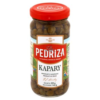 La Pedriza Kapary 235 g