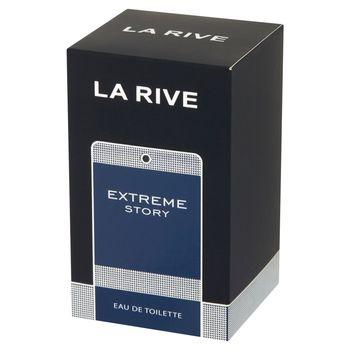 LA RIVE Extreme Story Woda toaletowa męska 75 ml