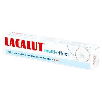 Lacalut Multi-effect Pasta do zębów 75 ml