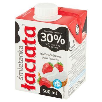 Łaciata Śmietanka 30% 500 ml