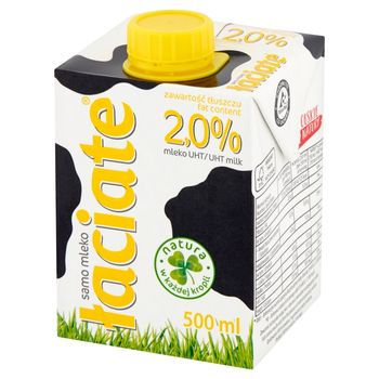 Łaciate Mleko UHT 2,0% 500 ml