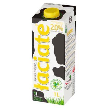 Łaciate Mleko UHT 2,0 % 1 l