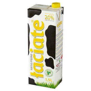 Łaciate Mleko UHT 2,0 % 1,5 l