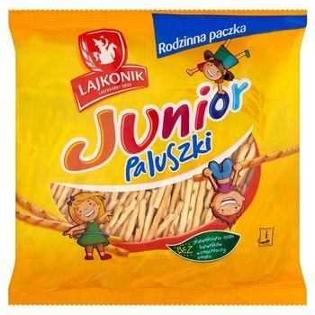 Lajkonik Junior Paluszki o smaku waniliowym 280 g
